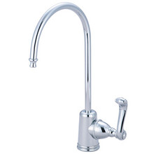 Kingston Brass Water Filtration Filtering Faucet - Polished Chrome KS7191FL