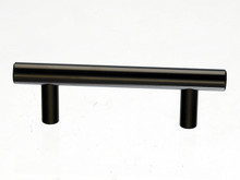 "Top Knobs Bar Pulls M757A 3 "" CC Hopewell Bar Door Pull - Oil Rubbed Bronze"