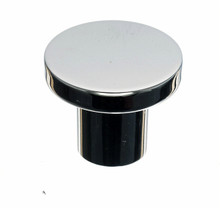 """Top Knobs Additions TK110PC 1 3/8"""" Cabinet Knob - Polished Chrome"""