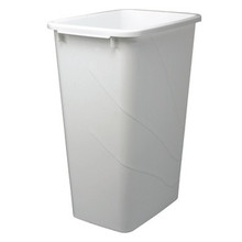 Rev-A-Shelf RV358 Under Cabinet Replacement Waste Container - 33.11 Liter - White