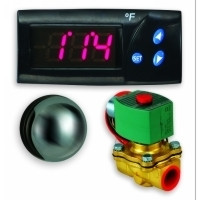 Mr. Steam CU1-D1 Commerical Steamroom Digital Temperature Control Package Up to CU1400