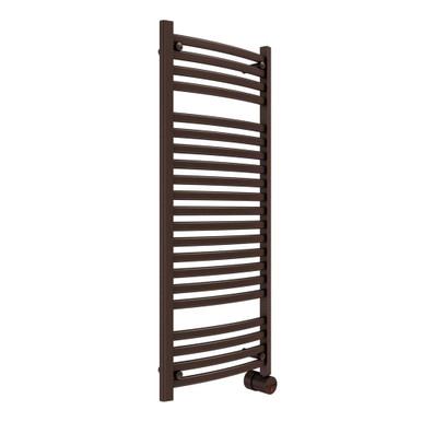 Mr. Steam W248 ORB Curved 48H x 20W Wall Mounted Towel Warmer   - Oil Rubbed Bronze