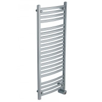 Mr. Steam W248 PC Curved 48H x 20W Wall Mounted Towel Warmer   - Polished Chrome