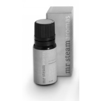 Mr. Steam 104007 Chakra Blend Essential Oil Bottle with Integral Dropper - 1Ph  Invigorating Orange