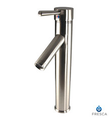 Fresca FFT1045BN Vessel Vanity/Bathroom Faucet  - Brushed Nickel
