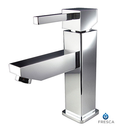 Fresca  FFT1030CH Single Hole Lav Vanity/Bathroom Faucet  - Chrome