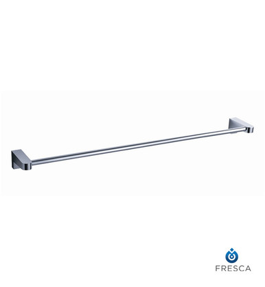"Fresca Generoso FAC2337 24"" Towel Bar  - Chrome"