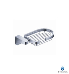 Fresca FAC2309 Wall Mounted Soap Basket  - Chrome