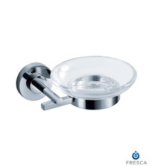 Fresca FAC0803 Wall Mounted Soap Dish  - Chrome
