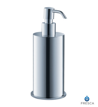Fresca FAC1122 Freestanding Soap & Lotion Dispenser  - Chrome