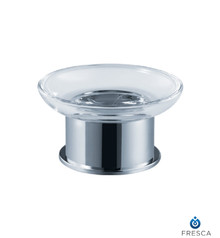 Fresca FAC1106 Soap Dish - Free Standing - Chrome