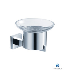 Fresca FAC1103 Soap Dish - Wall Mount - Chrome