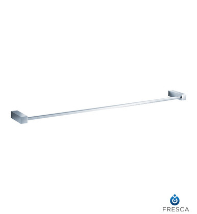 "Fresca FAC0437 26"" Towel Bar  - Chrome"