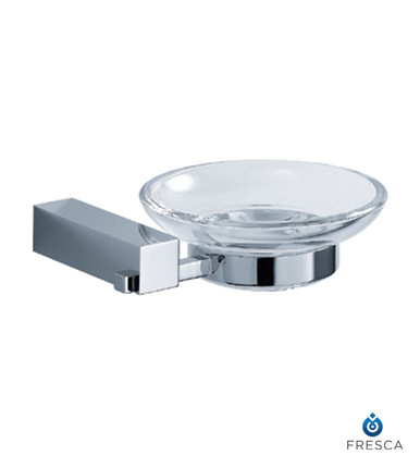 Fresca FAC0403 Wall Mounted Soap Dish  - Chrome