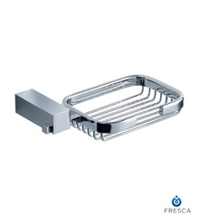 Fresca FAC0409 Wall Mounted Soap Basket  - Chrome