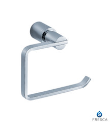 Fresca FAC0127 Open Toilet Paper Holder  - Chrome