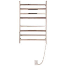Myson WDIA08 Electric Towel Warmer - 8 Bars  - Polished Chrome