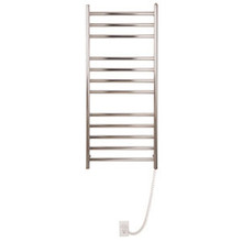 Myson WDIA12 Electric Towel Warmer - 12 Bars  - Polished Chrome