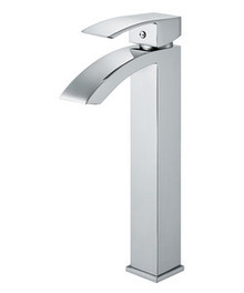 Vigo VG03007CH Single Handle Lavatory Vessel Faucet - Chrome