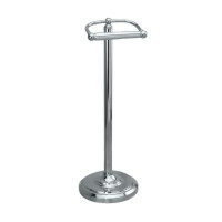Gatco GC1436C Free Standing Tissue Paper Holder - Polished Chrome