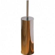 Valsan Porto 67598ES Freestanding Toilet Brush Holder - Satin Nickel