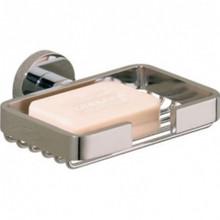 Valsan Porto 67580CR Small Soap Basket - Wall Mounted - Chrome