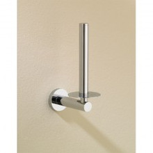 Valsan Porto 67522NI Spare Tissue Paper Holder - Wall Mounted - Polished Nickel