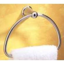 "Valsan Sintra 66840CR 8"" Towel Ring - Chrome"