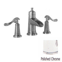 Price Pfister Ashfield LG49-YP1C Two Handle Widespread Lavatory Faucet - Chrome