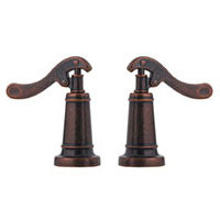 Price Pfister HHL-YPLU Ashfield Lever Handle - Rustic Bronze