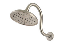 "Price Pfister 015-HV1K 6 3/4"" Raincan Showerhead - Brushed Nickel"