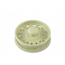 Opella 799.20 Basket Strainer & Stopper For Disposer  - Almond