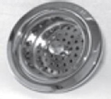 Trim To The Trade 4T-231-16 Post Style Basket Strainer for Kitchen Sink - Bisquit