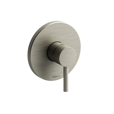 Riobel CSTM51BN Pressure Balance Volume Control/Shut-Off Valve & Trim - Brushed Nickel