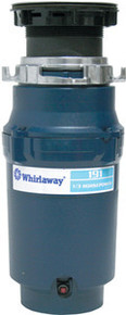 Waste King 191PC Whirlaway 1/3 HP Continuous Feed Garbage Disposal - Ez Mount