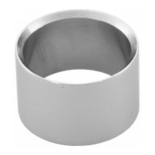 Westbrass D410SP 07 Drain Mounting Spacer for Thin Sinks - Satin Nickel