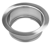 Mountain Plumbing MT205 BRS Waste Disposer Flange Trim - Brushed Stainless