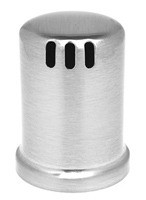 Mountain Plumbing BAGCU BRS Air Gap Cover - Brushed Stainless