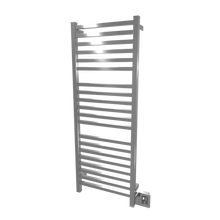 "Amba Quadro Q-2054-P 20"" W x 54"" H Towel Warmer & Space Heater - Polished Stainless"