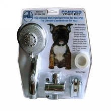 Opella Classic 201.364.110 Pamper Your Pet Handshower set - Chrome