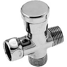 Westbrass D348 26 Shower Arm Diverter - Chrome