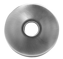 Mountain Plumbing MT441X BRN Low Pattern Flange - Brushed Nickel