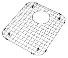 "Houzer Wirecraft BG-3500 13 3/4"" x 16 3/4"" Bottom Grid for Sink - Stainless Steel"