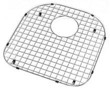 """Houzer WireCraft BG-3200 15 3/4"""" x 16 1/2"""" Bottom Grid for Sink - Stainless Steel"""