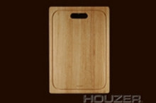 Houzer Edura CB-4500 Cutting Board for Epicure Apron Sink - Hardwood