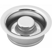 Westbrass D2089 26 InSinkErator Disposal Flange & Stopper - Chrome