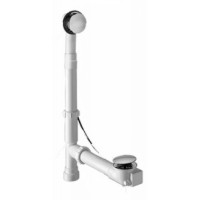 Mountain Plumbing BDR20S35-2 ORB Cable Operated Bath Waste & Overflow Kit - Oil Rubbed Bronze
