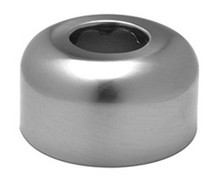 Mountain Plumbing MT314X PEW High Box P-Trap Flange - Pewter