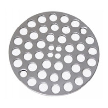 Mountain Plumbing MT238 PN Grid Shower Drain - Polished Nickel