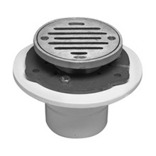 Mountain Plumbing MT507A ORB Brass Grid Shower Drain - Oil Rubbed Bronze
